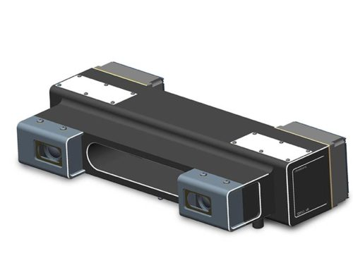 Chromasens Sets Sights on Wide Field of View 3D Machine Vision Applications